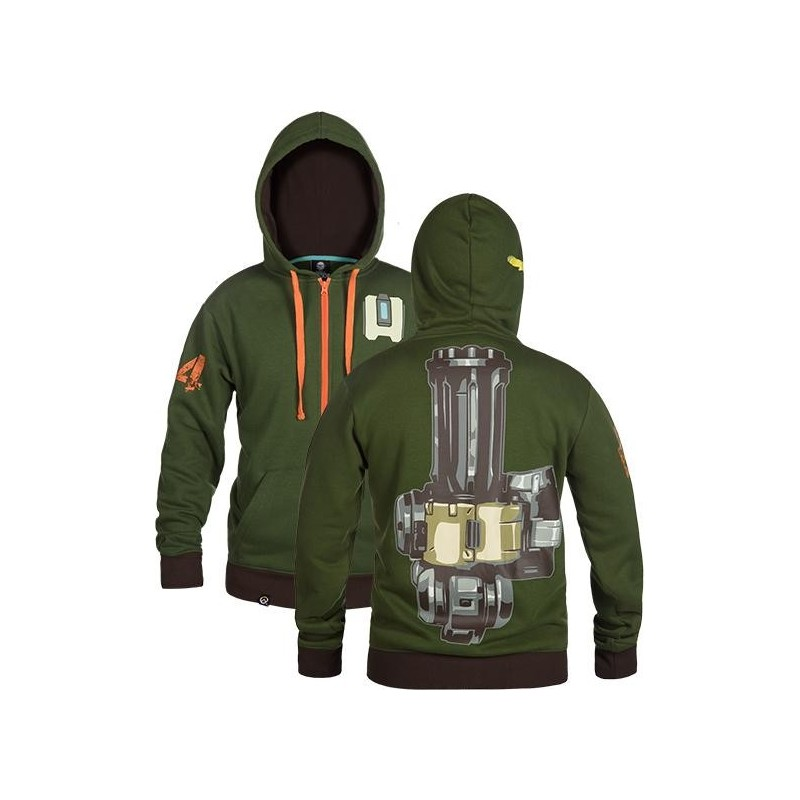 OVERWATCH - BASTION Ultimate Hoodie (S) 166644  Hoodies