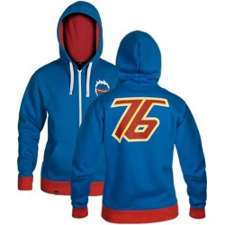 OVERWATCH - SOLDIER 76 Ultimate Hoodie (L) 166616  Hoodies