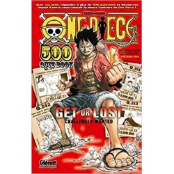 ONE PIECE - Quiz Book 500 questions - Tome 1 187175  One Piece