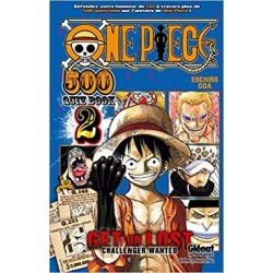 ONE PIECE - Quiz Book 500 questions - Tome 2 187176  One Piece