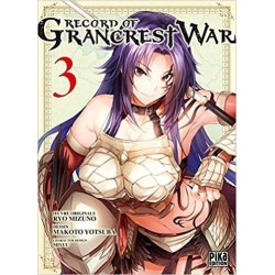 RECORD OF GRANCREST WAR - Tome 3 187295  Record Of Grancrest