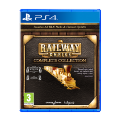 Railway Empire Complete Collection (Box UK ) - Playstation 4  187335  Playstation 4