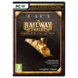Railway Empire Complete Collection (Box UK ) - PC 187336  PC Games