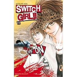 SWITCH GIRL !! - Tome 11 187540  Switch Girl