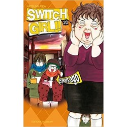 SWITCH GIRL !! - Tome 20 187549  Switch Girl