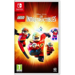Lego The Incredibles 166514  Nintendo Switch