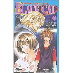 BLACK CAT - Tome 7 187713  Mangaboeken