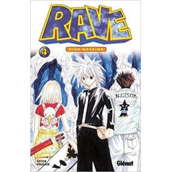 RAVE - Tome 4 187730  Rave