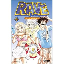 RAVE - Tome 5 187731  Rave