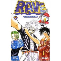 RAVE - Tome 7 187733  Rave
