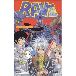 RAVE - Tome 8 187734  Rave