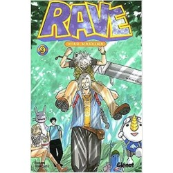 RAVE - Tome 9 187735  Rave