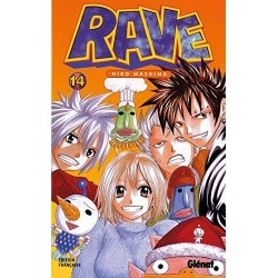 RAVE - Tome 14 187740  Rave