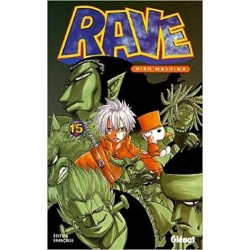 RAVE - Tome 15 187741  Rave