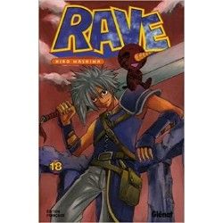 RAVE - Tome 18 187744  Rave
