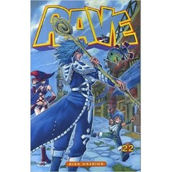 RAVE - Tome 22 187748  Rave