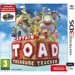 3DS  Captain Toad Treasure Tracker  166469  Nintendo 3DS