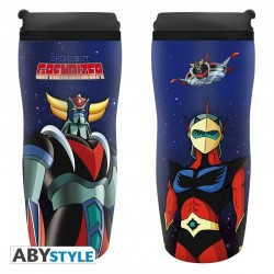 GRENDIZER - Tumbler Koffiebeker to go 355ml - Grendizer & Duke Fleed