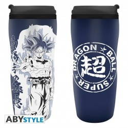 DRAGON BALL SUPER - Tumbler Koffiebeker to go 355ml - Goku Ultra Instinct