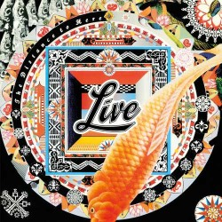 Live - Distance To Here (LP) 2564  LP's