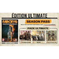 Far Cry 6 Ultimate Edition - XboxOne 187876  Xbox One