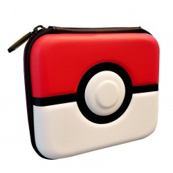 PDP - Official Nintendo Pokeball Case for 2DS/2DSXL/3DSXL 166452  Nintendo 3DS