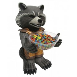 GUARDIANS OF THE GALAXY - Figure Candy Bowl Holder - ROCKET 50 cm 166446  Figurines