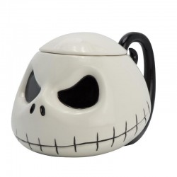 NIGHTMARE BEFORE CHRISTMAS - Mug 3D 450 ml - Jack 171058  Drinkbekers - Mugs