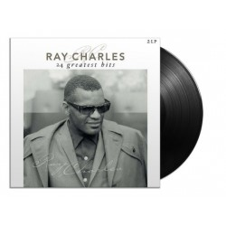 Ray Charles - 24 Greatest Hits (LP) 2594  LP's