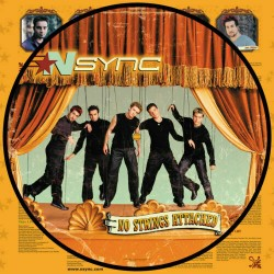 N Sync - No Strings Attached - Picture Disc (LP)