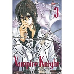 VAMPIRE KNIGHT - Tome 3 - Edition double 188305