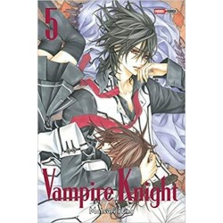 VAMPIRE KNIGHT - Tome 5 - Edition double 188307