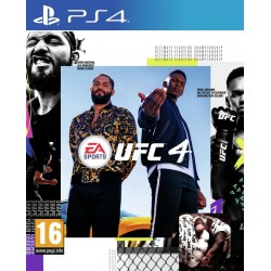 UFC 4 - Playstation 4 188364  Playstation 4