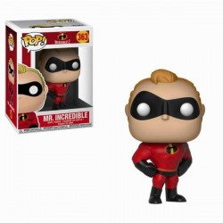 DISNEY : THE INCREDIBLES 2 - Bobble Head POP N° 363 - Mr Incredible 166391  Bobble Head