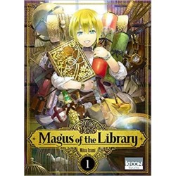 MAGUS OF THE LIBRARY - Tome 1 188391  Magus Of The Library