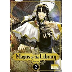 MAGUS OF THE LIBRARY - Tome 2 188392  Magus Of The Library