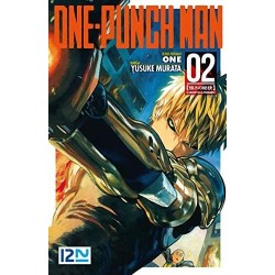 ONE PUNCH MAN - Tome 2 188451  One Punch Man