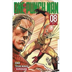 ONE PUNCH MAN - Tome 8 188457  One Punch Man