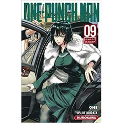 ONE PUNCH MAN - Tome 9 188458  One Punch Man
