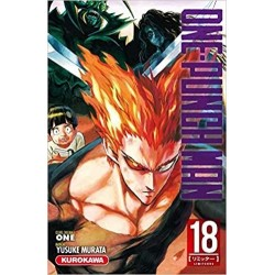 ONE PUNCH MAN - Tome 18 188467  One Punch Man