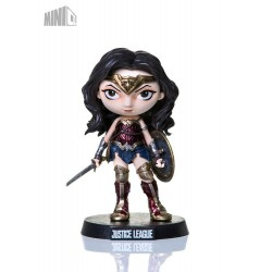 DC COMICS Justice League - Mini Co Heroes - Wonder Woman - 13cm 166382  Figurines