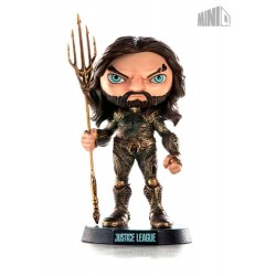 DC COMICS Justice League - Mini Co Heroes - Aquaman - 14cm 166381  Figurines