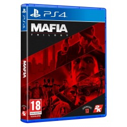 Mafia Trilogy - Playstation 4 188642  Playstation 4