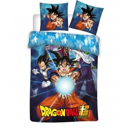 DRAGON BALL - Bed cover 140X200 - Trooper '100% Poly' 188646  Allerlei