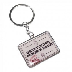 HARRY POTTER - Gryffindor Common Room - Keyring