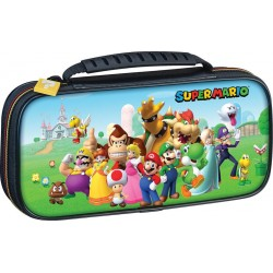 Official Mario & Friends Travel Case for Nintendo Switch 188657  Nintendo Switch Accessoires