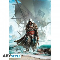 ASSASSIN'S CREED - Poster 91X61 - Edward 166343  Posters