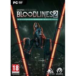 Vampire:The Masquerade Bloodlines 2 - Unsanctioned Edition (Steelbook) - PC 188679  PC Games