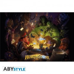 HEARTHSTONE - Poster 91X61 - Key Art 166341  Posters