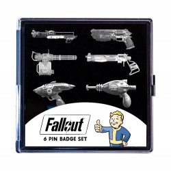 FALLOUT - Limited Edition 6 Pins Set